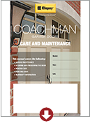 coachman collection care and maintenance garage doors