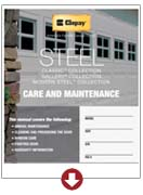 steel garage doors care and maintenance garage doors