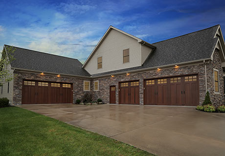 Canyon Ridge® Collection Limited Edition Series – Carriage House Designs garage doors