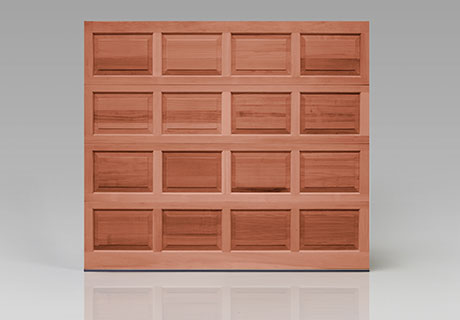 Classic™ Wood Collection garage doors