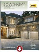 coachman brochure garage doors