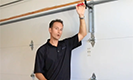 How to fix garage door in cold weather