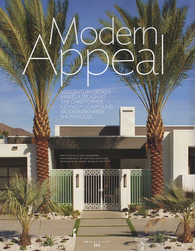 Modern Appeal February/March 2017 Cover
