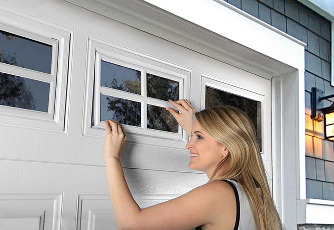 Clopay Door Blog How To Clean Your Garage Door Windows