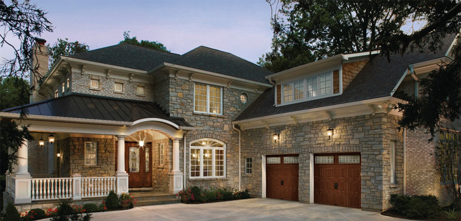 Replacing Your Garage Door? Now Is The Perfect Opportunity To Choose A  Complementing Entry Door And Take Your Curb Appeal To Whole New Level.
