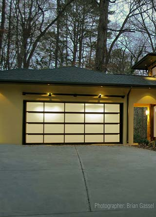 Garage Doors Commercial Entry Clopay
