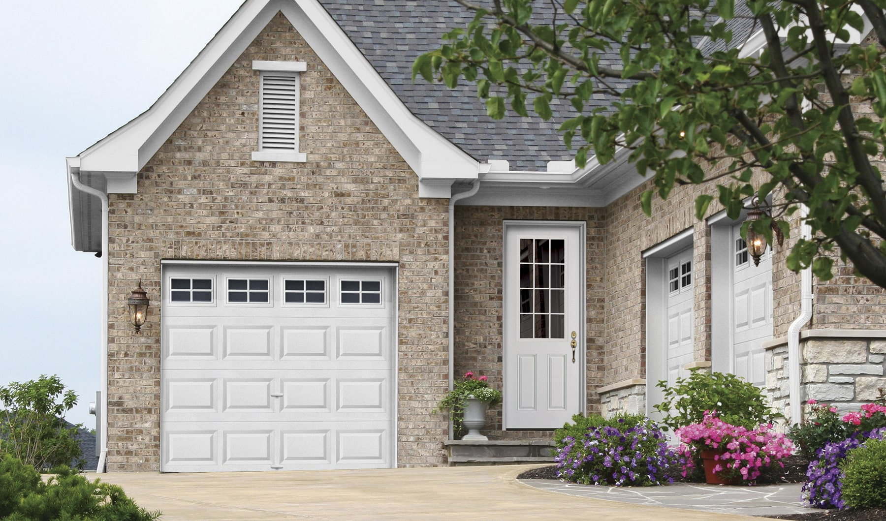 High definition steel entry doors by clopay garage doors for Residential entry doors