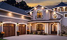 Canyon Ridge Collection Limited Edition Series Garage Doors with Grey Home